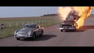 Opération Tonnerre (1965) - Aston Martin DB5