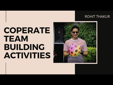 Corporate Team Building Activity For  Kotak 🚩