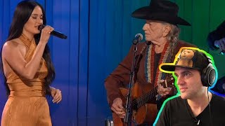Rainbow Connection - Willie Nelson, Kacey Musgraves / CMA Awards 2019