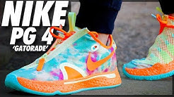 Nike PG 4 All-Star 'Gatorade'