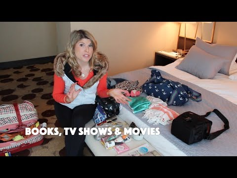 How to Pack for an Overnight Train Trip! 🚂