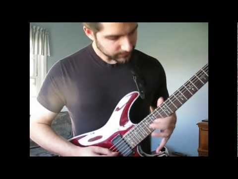 Deadtide - Separate Ways (Journey Metal Cover) With Guest Solo!