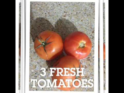 Quick Easy healthy diet delicious tomato soup recipe for a healthy heart healthy lifestyle