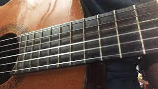 """guitar """" sống xa anh chẳng dễ dàng """" Bảo Anh _ cover """" kệ tui đi """""""