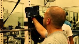 Richmond Basketball Utilizes Technology For Strength Training