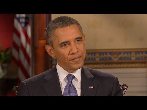 Obama and Assad: War of Words