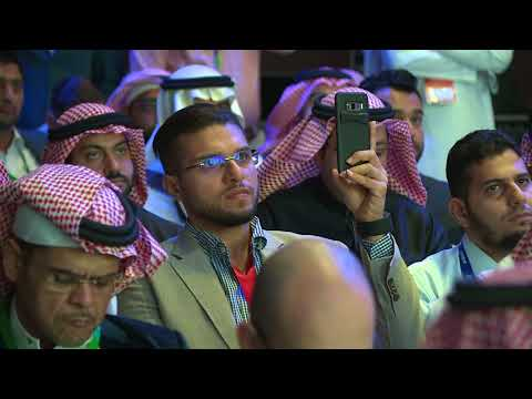 Building an Innovative Economy in KSA - ArabNet Riyadh 2017