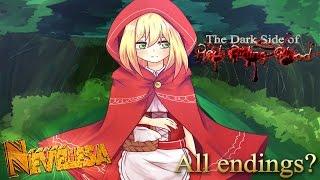 The Dark Side of Red Riding Hood[Тёмная сторона Красной Шапочки](Let's play)Новая Шапка(All Endings)