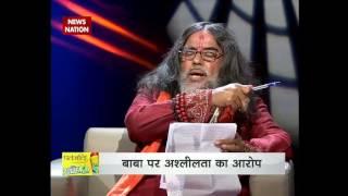 Nation View: PM Modi Ko Maine Banaya l Swami Om Ne Kiya Darshak Pe Vaar l Bigg Boss