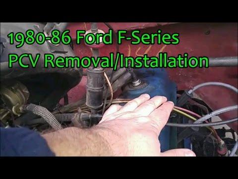 1980-86 ford f-series pcv