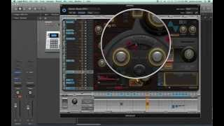 Logic Pro X - Video Tutorial 53 - Ultrabeat (PART 3) Step Mode and Multi-Output