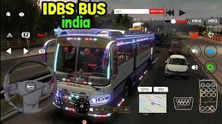 Game Bus Terbaru Buatan Indonesia / IDBS Bus Simulator India