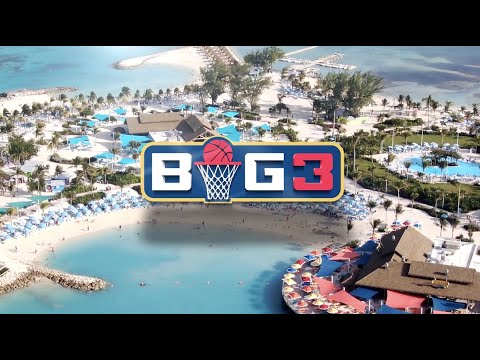 BIG3 Ups the Ante This Season with Playoffs and Championship Taking Place in the Bahamas