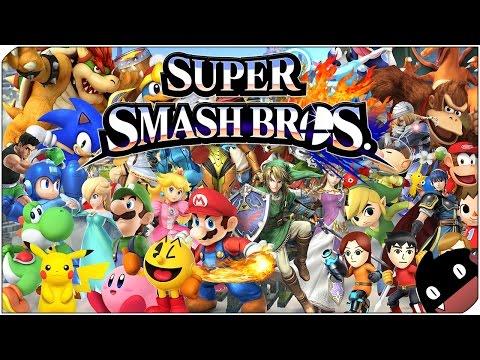 Super Smash Bros (Wii U) - 02 - Los cazadores de tesoros