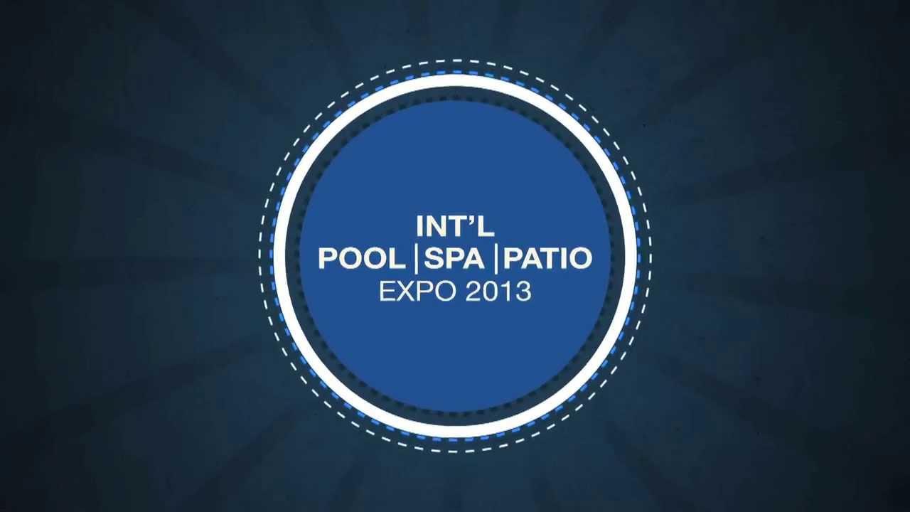 2013 Intu0027l Pool I Spa I Patio Expo Show Video   Las Vegas