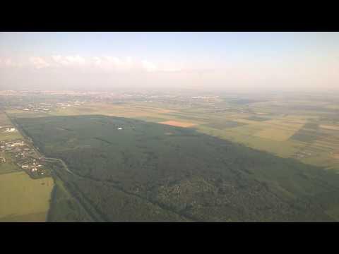 Landing At Bucharest Airport (31.05.2016)