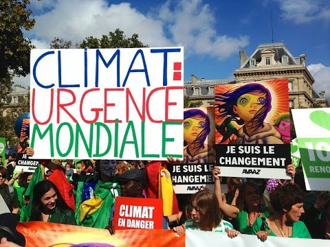 Climate Activists Vow to Continue with Protests Ahead of Paris Talks