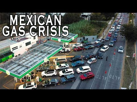 Mexican Oil Crisis: What's really going on?
