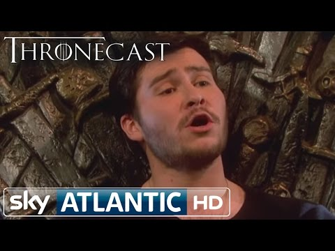 Game Of Thrones: Daniel Portman (Podrick) Sings The Rains of Castamere