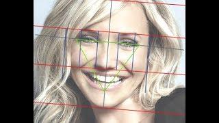 Как нарисовать лицо человека. Пропорции и методы построения для новичков
