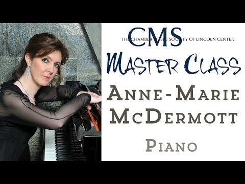 Master Class with Anne-Marie McDermott