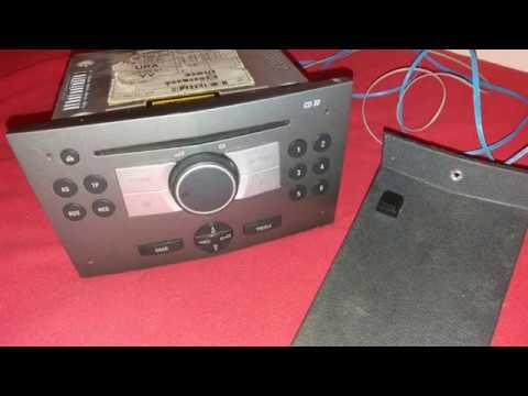 Blaupunkt CD30 MP3 Cablu auxiliar AUX IN
