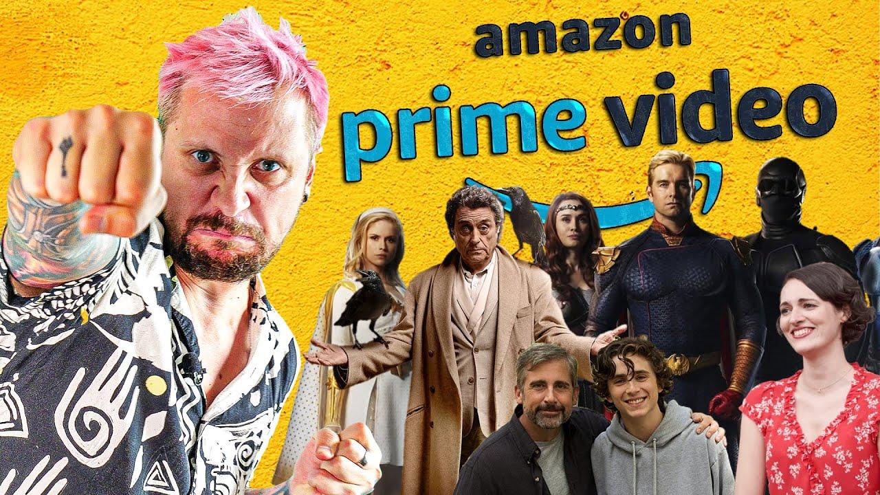 KVRWTURA #27 - Najlepsze rzeczy z AMAZON PRIME