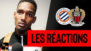 Montpellier 1-0 Nice : les réactions