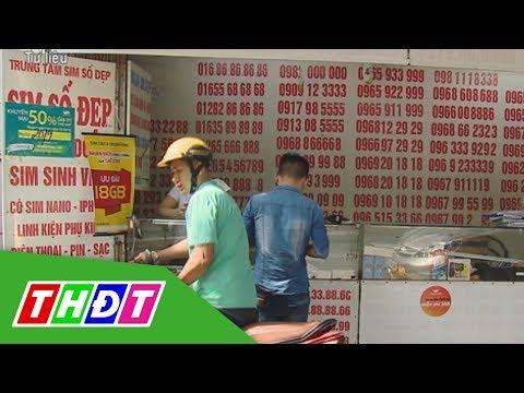 """Cảnh báo lừa đảo """"Trung tâm sim số đẹp Vinaphone""""   THDT"""