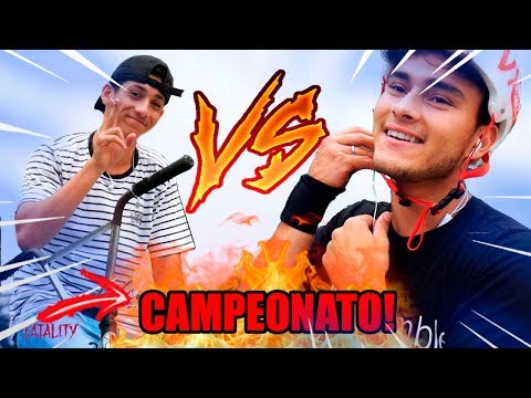 PRIMEIRO CAMPEONATO DE GAME OF BIKE ! ‹ Vinicius BMX ›