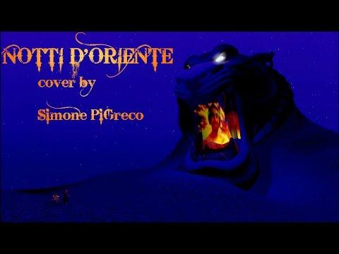 NOTTI D'ORIENTE - ALADDIN - ARABIAN NIGHTS || ITALIAN COVER