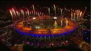 No. 10 Moment of the Year - London 2012 Paralympic Games Closing Ceremony