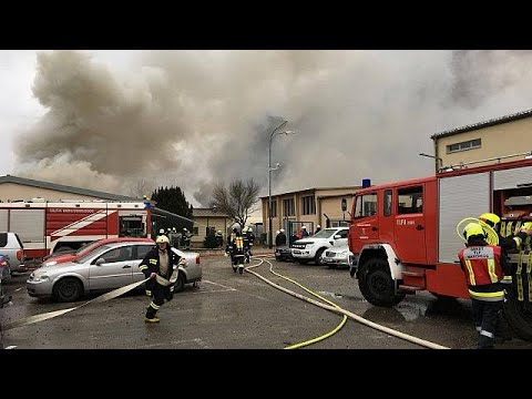 Baumgarten explosion: main gas lines re-open