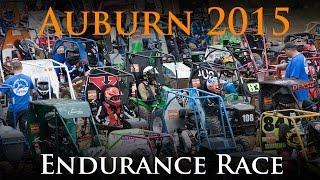 Auburn Baja SAE Endurance Race 2015