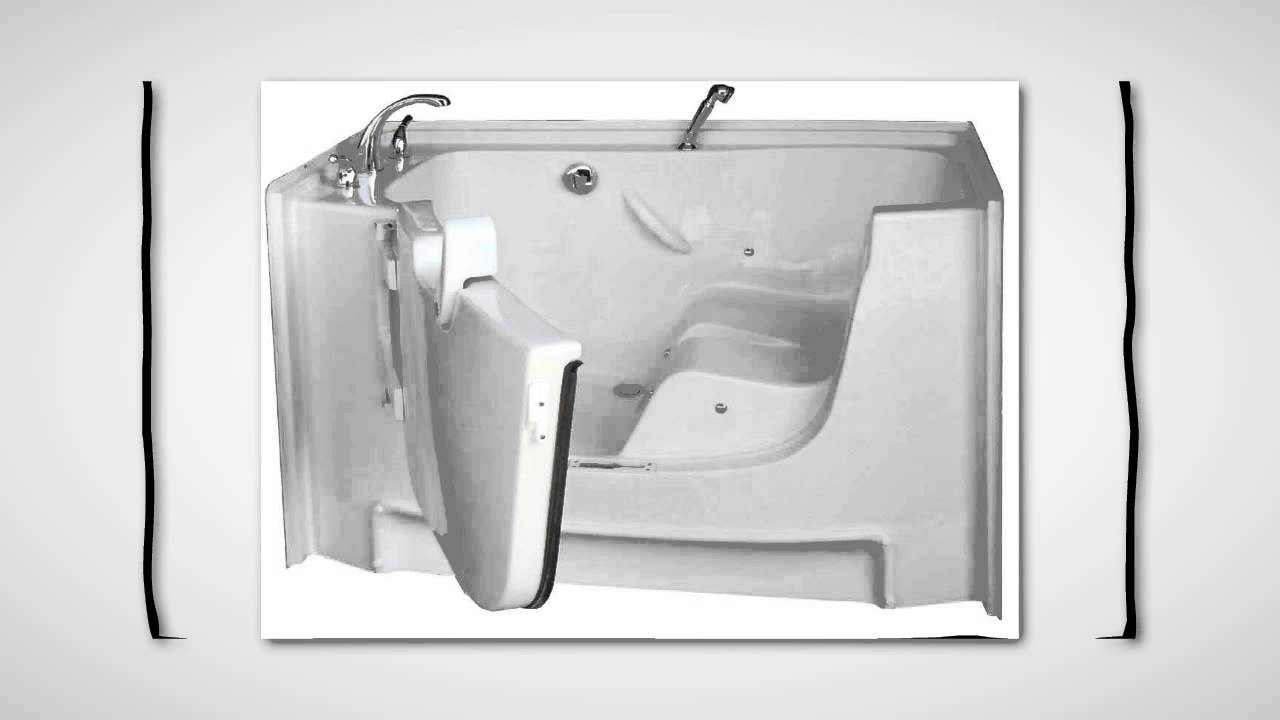 American Tubs Walk in Bath Reviews Prices Comparisons - YouTube
