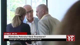 Rămâne Petrolul fără finanțare