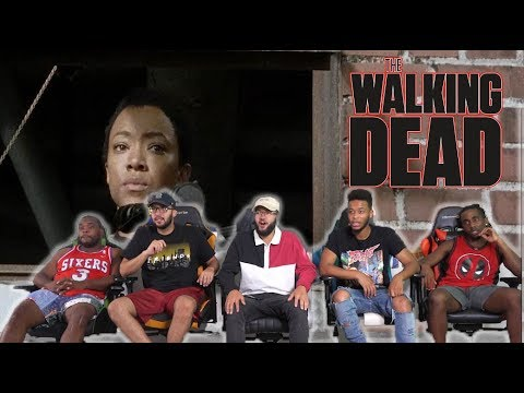 "The Walking Dead Season 7 Episode 14 ""The Other Side"" Reaction/Review"