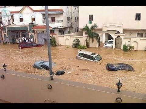 Heavy Rain Jeddah 2017