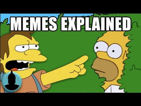 The Simpsons Memes Explained - Homer, Bart, Marge + MORE! (Tooned Up S4 E23)