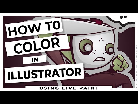 Adobe Illustrator Tutorial Halloween Killer Color