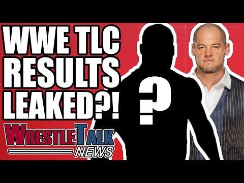 WWE TLC Results LEAKED?! Kevin Owens Return UPDATE!   WrestleTalk News Dec. 2018