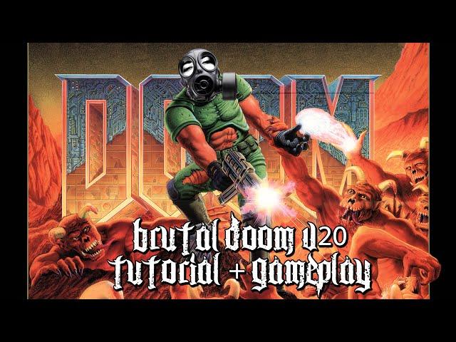 Como Instalar Mod Brutal Doom v20 - Tutorial v20 2015