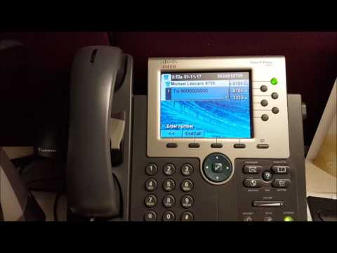 Cisco Call Manager AIX Voicerite Voice mail system fail over