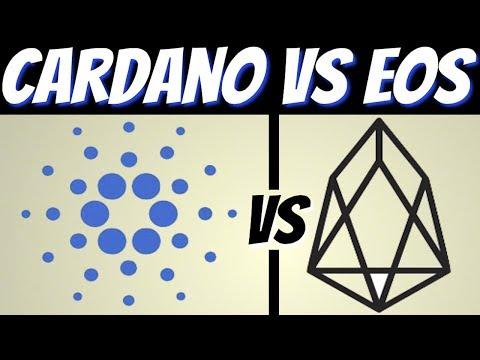 Cardano VS Eos - Which Is Better (Comparison)