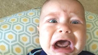 Best Of Funny Babies Scared Of Toys Compilation 2015