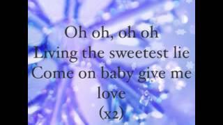 Sweetest lie-goo goo dolls lyrics