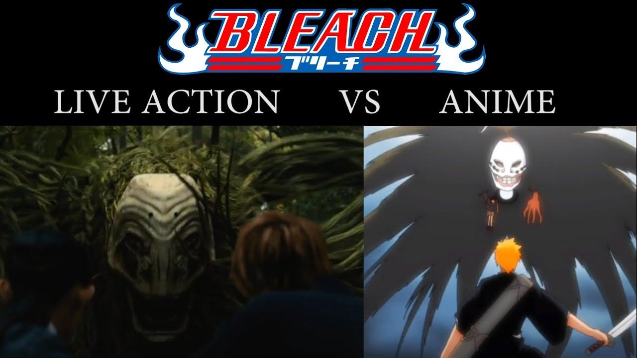 Download Bleach Live Action Comparison
