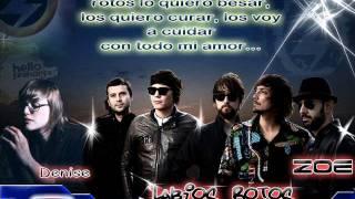 Zoé - Labios Rotos [MTV Unplugged] lyrics con letra^^