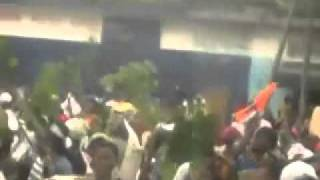 Amateur Video; Women Protesters Gunned Down, Ivory Coast
