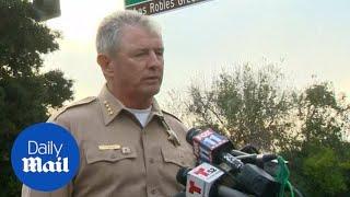 Veteran identified as the gunman in California killing spree
